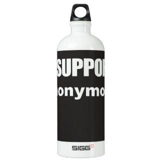Apoyo anónimo