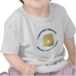 Apoyo Arizona Camiseta