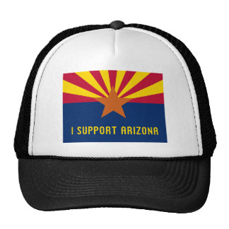 Apoyo Arizona Gorro