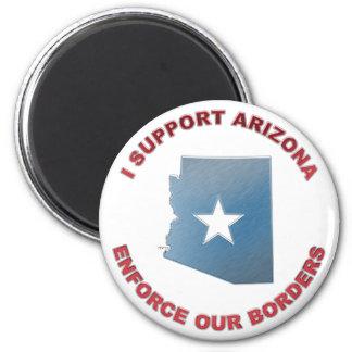 Apoyo Arizona Imán Redondo 5 Cm