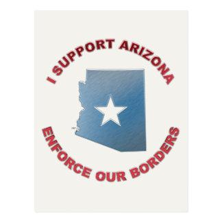 Apoyo Arizona Postales