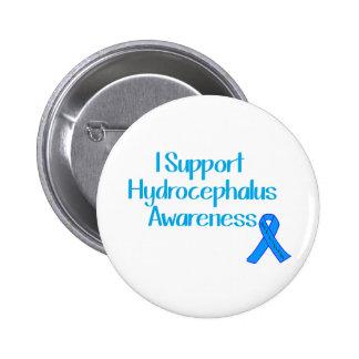 Apoyo conciencia de la hidrocefalia pins