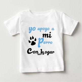 Apoyo de Yo al MI Perro Tshirt
