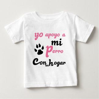 Apoyo de Yo al MI Perro Camiseta
