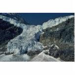 Apoyo del glaciar escultura fotográfica