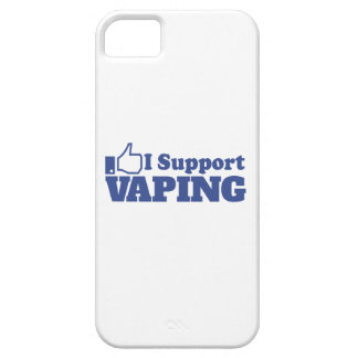 Apoyo el caso del iPhone 5 de Vaping iPhone 5 Carcasa