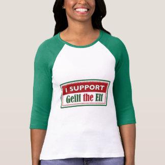 Apoyo Geilf el duende Camisetas