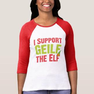 Apoyo Geilf la camiseta del duende