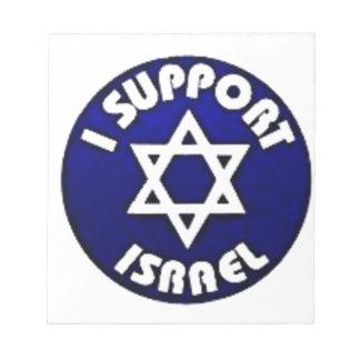 Apoyo Israel - estrella del מגןדוד de David Bloc