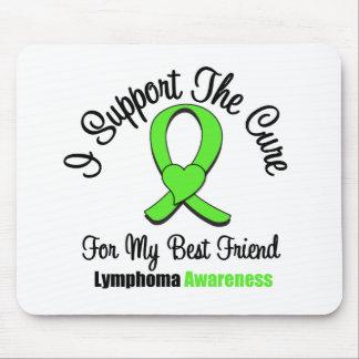 Apoyo la curación para el mejor amigo tapete de raton