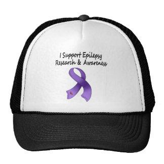 APOYO la investigación de la epilepsia Gorro