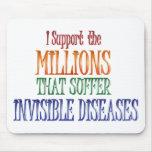 Apoyo millones… alfombrillas de ratón