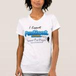 Apoyo proyecto del gato de Pudicat.com para siempr Camiseta