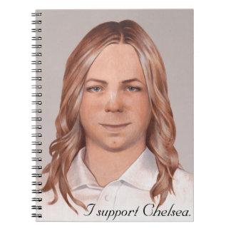 Apoyo servir de Chelsea Libreta