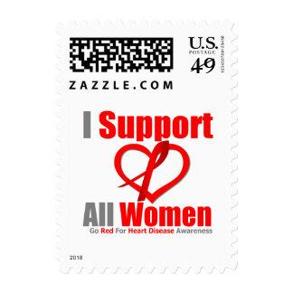 Apoyo toda la enfermedad cardíaca de las mujeres