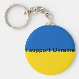 Apoyo Ucrania Llavero