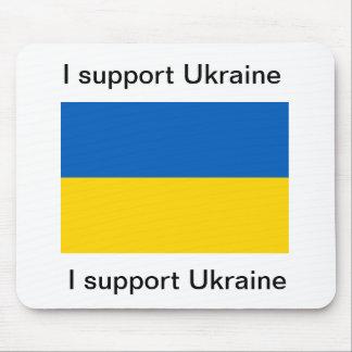 Apoyo Ucrania Mouse Pad