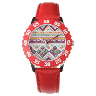 Apoyo valeroso del wow vivaz reloj