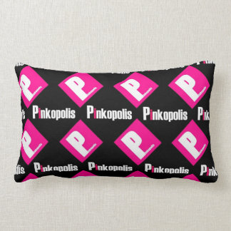Apoyo y almohada regordeta de Pinkopolis