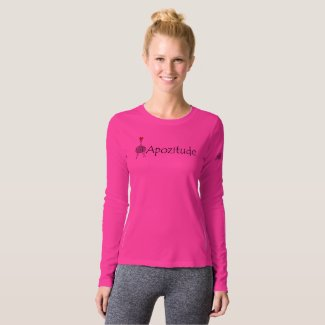 Apozitude Active Wear T-shirt