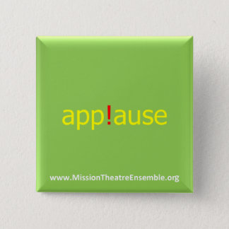app!ause Volunteer Pin for MTE