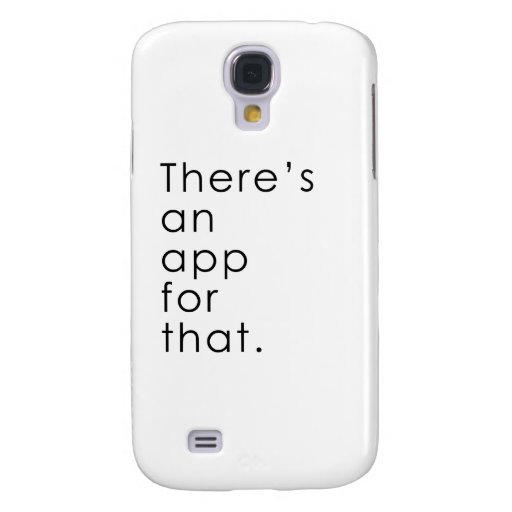 App for that samsung galaxy s4 cases