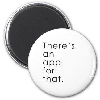 App para eso imán redondo 5 cm