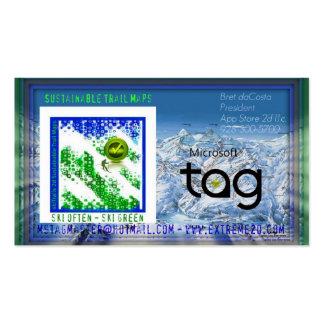 App Store 2D llc Card Business Card