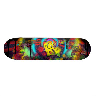 APPA :: THE ANDROMEDA PORTAL SKATEBOARD DECK