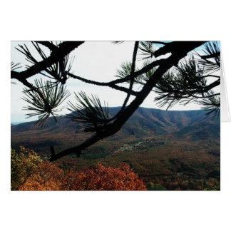 Appalachain Trail #7 Card