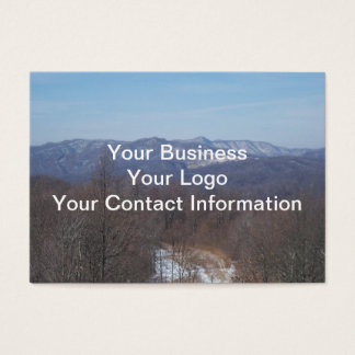 Appalachia Business Card