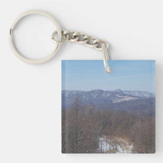 Appalachia Keychain