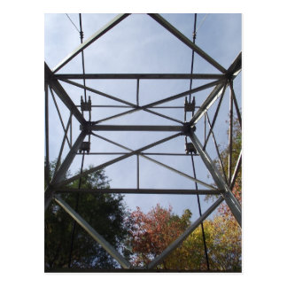 Appalachia Powerhouse tower in Reliance, Tennessee Postcard