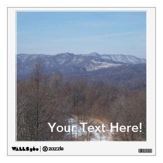 Appalachia Room Stickers