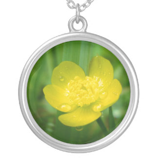 Appalachian Buttercup Necklace