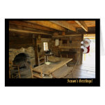 Appalachian Christmas in the Kitchen Greeting Card