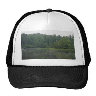Appalachian Foothills Lake Trucker Hat
