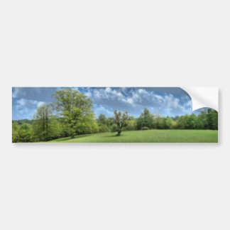 Appalachian Green Bumper Sticker