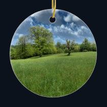 Appalachian Green Ornament
