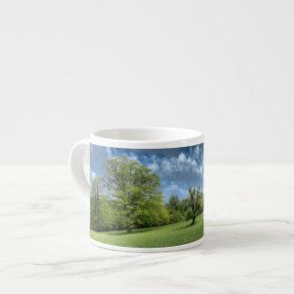 Appalachian Green Specialty Mug Espresso Cups