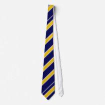 Appalachian Miner Stripe Tie