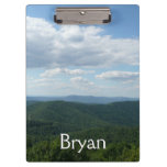 Appalachian Mountains I Shenandoah Clipboard