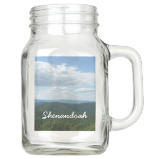 Appalachian Mountains I Shenandoah Mason Jar