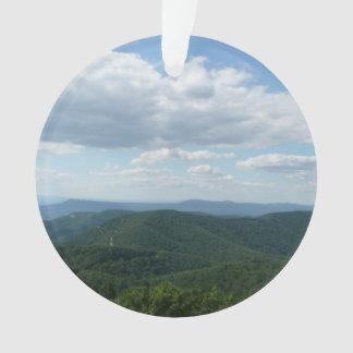Appalachian Mountains I Shenandoah Ornament