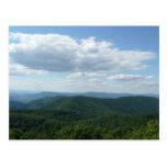 Appalachian Mountains I Shenandoah Postcard