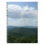 Appalachian Mountains I Shenandoah Spiral Notebook