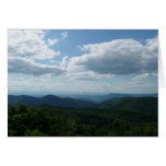 Appalachian Mountains II Shenandoah Card