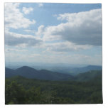 Appalachian Mountains II Shenandoah Cloth Napkin