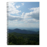 Appalachian Mountains II Shenandoah Spiral Notebook
