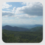 Appalachian Mountains II Shenandoah Square Sticker